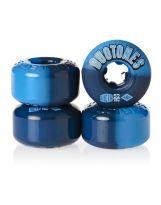 Roues Ricta Duo tones blue black 98a 52mm
