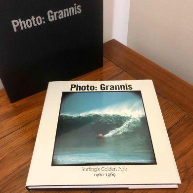 Livres de surf Photo : Granis, Surfig's golden age 1960-1969