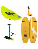 PACK F-ONE WING - Swing 4'2m² - Rocket SUP 7'6 - Foil Gravity 1800