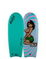 Surf Odysea - Beater 54' Original Twin - Turquoise/HulaGirl
