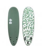 Surf Softech - Bomber - Smoke/Green/White