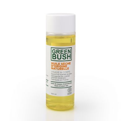 Green Bush Huile Sèche - 100ml - SPF50