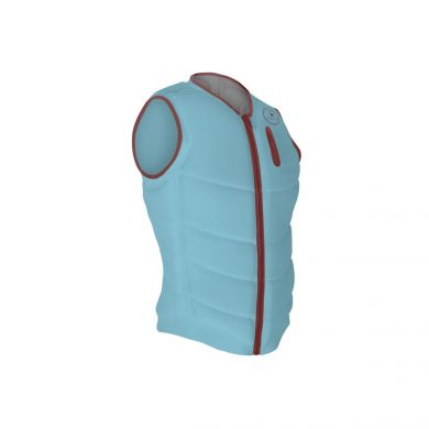 Gilet Femme Impact Wake Liquid Force - Breeze - Glacier Blue