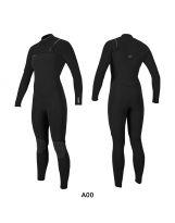 Combinaison O'neill Femme - Hyperfreak 4/3+ Chest Zip Full - Black - 2021