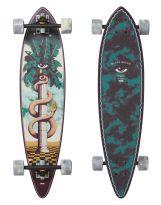 Skate GlobePintail 34'' Longboard Skateboard - Sentinel