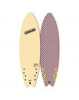 Surf Odysea - Skipper Quad - Vanilla