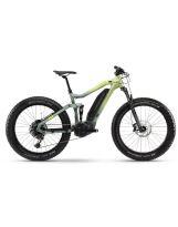 Haibike XDuro FullFatSix 10 Fatbike 2021 - Yamaha PW-X2