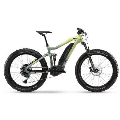 Haibike XDuro FullFatSix Fatbike 2021 - Yamaha PW-X2