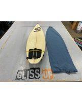 Surf 6'4 Local Motion + chaussette
