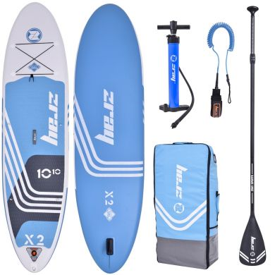 SUP Gonflable ZRay - X2 10'10 2021