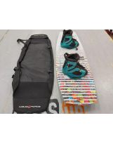 Wakeboard Liquid Force Melissa Hybrid 127 + Chausses