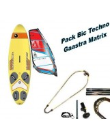 Pack Evolutif BIC Techno 133 148 ou 160 et Gaastra Matrix