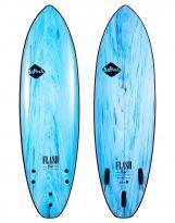 Surf Softech - Flash Eric Geiselman Pro Model - Aqua Marble