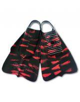 Palmes Dafin RVCA - Black/Red