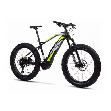 Fatbike Electrique Fantic Fat Integra 2021 - brose 630 Wh