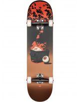 "Skate Globe - G2 On The Brink 8.25"" - Dumpster Fire"