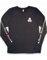 Tee-Shirt Channel Island - Rail Sleeve Black