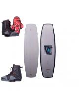 Pack Wakeboard Hyperlite Pleasure - Team X 2021