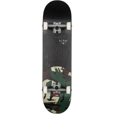 Skate Argo - Black Camo 80125x31