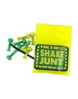 Visserie Shake Junt Allen 1 Pouce Green-Yellow