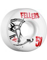 Roues Bones STF Fellers 83b Number5 51mm V2