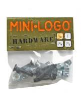 Visserie Mini Logo Cruciforme 0.875 Pouce