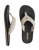 Tongs Reef Stuyak - Tan/Black