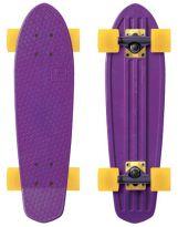 Skate Globe Bantam Mash Ups Purple Black Yellow