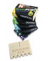 Wax Green Fix 100% naturelle : Warm, Cold, Cool, Tropical, Base