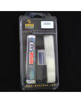 KIT DE REPARATION SPI/DACRON Le kit complet pour réparer définitivement le tissu de votre kite