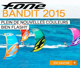 F-One Bandit 2015