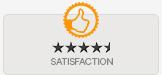 Grande satisfaction client